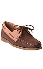 Ariat Yuma Women's Brownstone Picante Moc Shoe