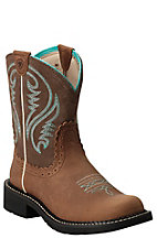 Ariat Fatbaby Heritage Women's Tan Rowdy Western Boot
