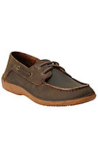 Ariat Caldwell Childrens Powder Brown Casual Moc