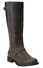 Ariat Ladies Iron H20 Stanton Waterproof Tall Round Toe Boots