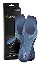 Ariat® Men's Quantum™ Wide Square Toe Footbed Insole