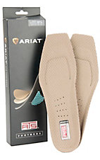 Ariat® Men's ATS™ Wide Square Toe Footbeds