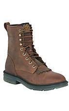 Ariat® Impact II™ Men's Alamo Brown Lace Up Steel Toe Work Boots
