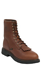 Ariat Men's Sunshine 8in Lace-Up Steel Toe Work Boot
