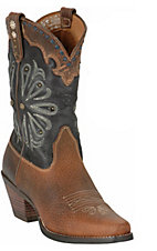 Ariat® Ladies Daisy Fancy Studded Western Boots