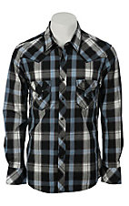 Rock & Roll Cowboy Men's L/S Western Snap Shirt B2S1367