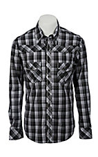 Rock & Roll Cowboy Men's L/S Western Snap Shirt B2S1374