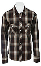 Rock & Roll Cowboy Men's L/S Western Snap Shirt B2S2253
