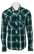 Rock & Roll Cowboy Men's L/S Western Snap Shirt B2S2255