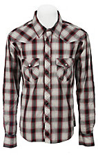 Rock & Roll Cowboy Men's L/S Western Snap Shirt B2S2260