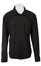 Rock & Roll Cowboy Men's L/S Western Snap Shirt B2S2267