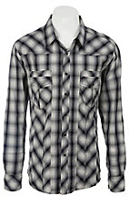 Rock & Roll Cowboy Men's L/S Western Snap Shirt B2S2268