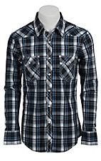 Rock & Roll Cowboy Men's L/S Western Snap Shirt B2S3432