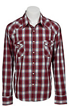 Rock & Roll Cowboy Men's L/S Western Snap Shirt B2S3434