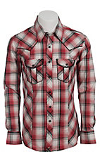 Rock & Roll Cowboy Men's L/S Western Snap Shirt B2S3443
