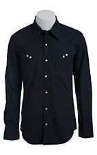 Rock & Roll Cowboy Mens L/S Western Snap Shirt B2S644542