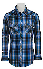 Rock & Roll Cowboy Men's L/S Western Snap Shirt B2S7205