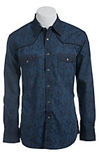 Rock & Roll Cowboy Men's L/S Western Snap Shi