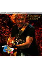 Stoney LaRue- Live at Billy Bob's Texas CD/DVD Combo