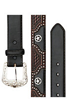 Justin® Texas All Star Western Belt C11273