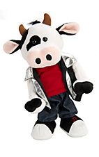 Cuddle Barn® Moos Like Jagger Singing Cow