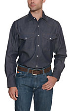 Cowboy Workwear®  Denim Long Sleeve Work Shirt