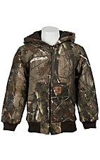 Carhartt® Kids' Realtree AP® Camo Active Jacket