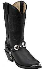 Durango® Ladies Concho Strap Back Fashion Boots