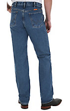 Wrangler® Men's Original Fit Stonewash Flame Resistant Jean FR13MMS3 Sizes: 44-46