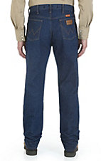 Wrangler Men's Original Fit Prewashed Flame Resistant Jean