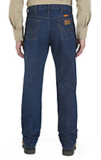Wrangler Men's Original Fit Prewashed Flame Resistant Tall Jean