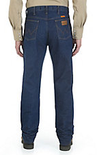 Wrangler Men's Original Fit Prewashed Flame Resistant Big Jean