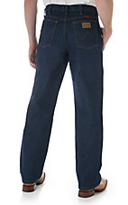 Wrangler Men's Relaxed Fit Prewashed Flame Resistant Big Jean