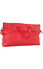 Flying Tomato® Tomato Red Zipper Tote Purse