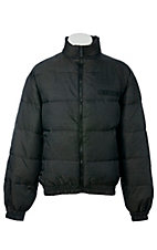 Cinch® Men's Black Polyfill w/ Puff Embroidery Jacket