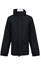 Cinch Men's Black Bond Hooded Jacket J1025000