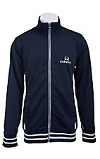 Cinch Men's Navy Zip Front Athletic Jacket J1029000