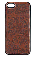 Justin� Tan Tooled Western Floral Iphone 5/5S Case