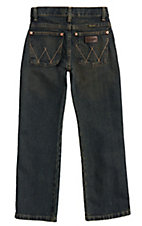 Wrangler Retro® Rolling River Straight Leg Boys Jean Sizes: 1-7
