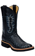 Justin® Men's Tekno Full Quill Crepe Boot - Black