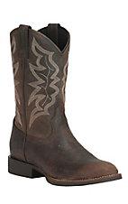 Western Men S Square Toe Boots Cavender S