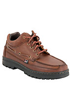Justin® Ladies Classic Low Top Chukkas - Brown