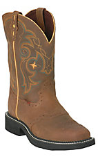 Justin® Ladies Square Toe Gypsy Collection – Bay Apache