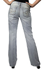 Silver Jeans® Women's Light Wash Frances 18