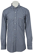 Larro™ L/S Mens Plaid Shirt LA1230303