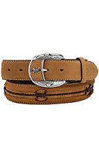 Justin® Mens Fenced In Western Belt LGC10817