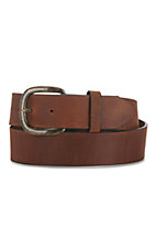 Justin® Oiled-Brown Basic Work Belt