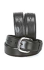Silver Creek® Black Jack of Diamonds Belt