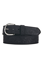 Silver Creek Classics® Black Western Scroll 1 3/8""