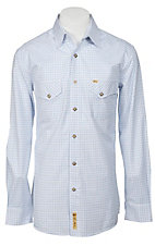 Larry Mahan Mens L/S Western Snap Shirt LM1110715